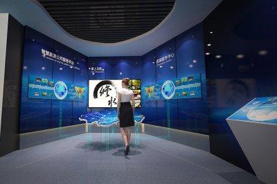 修水县旅游规划展示馆