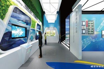 万尚集团电子商务展厅